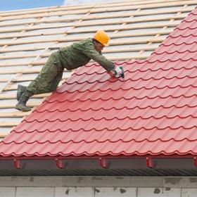 Colocação de telhado em Curitiba
